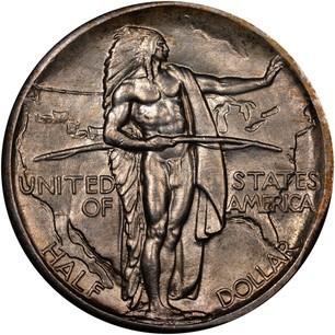Usa Silver Oregon Trail Memorial Half Dollar 1926 1939