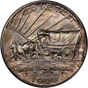Usa Silver Half Dollar Quot Oregon Trail Memorial Quot 1926 1939