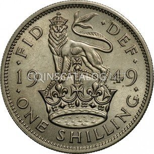 Great Britain One Shilling
