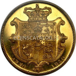 Great Britain Gold 1 Sovereign