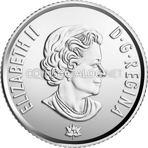 UNC 150th Anniversary of Canadian Confederation 2017 Coin Canada 5 Cents