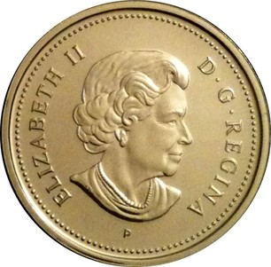 2006P CANADA 5 CENTS PROOF-LIKE COIN