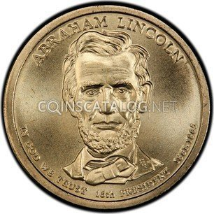 Usa 1 Quot Abraham Lincoln Quot 2010 Coin Value Km 478