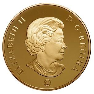 Canadian Gold 300 Dollars