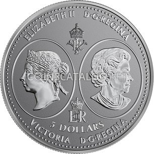 2019 QUEEN VICTORIA 200TH ANNIVERSARY 1oz $1 SILVER Proof COIN Australia