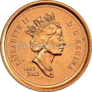 Canadian 1 Cent