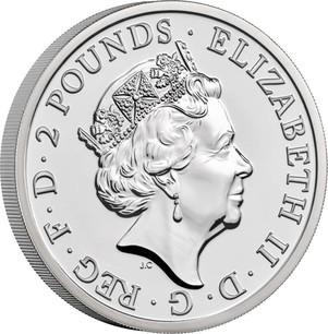 twenty pence coin 2021