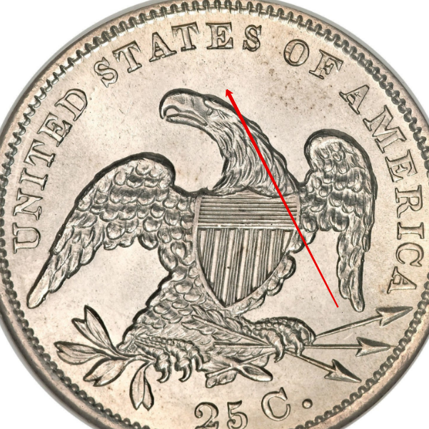 Denomination: 25 C.