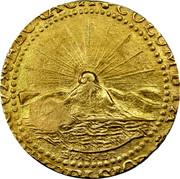 USA Brasher Doubloon 1787 KM# Tn51.1 NOVA EBORACA COLUMBIA EXCELSIOR BRASHER coin reverse