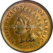 Coins & Paper Money 1883 Us Cent Indian Head Cent/ Penny Km# 90a Coins: Us