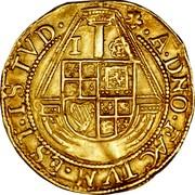 UK Angel James I ND KM# 44 ∙A∙DNO∙FACTVM∙EST∙ISTVD∙ coin reverse