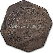 UK Shilling Charles II 1648 Second Issue: In the name of Charles II. KM# 383.2 POST:MORIET:PATRIS:PRO:FILIO OBS P C coin reverse