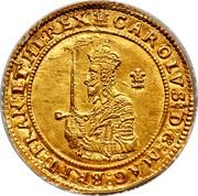 UK Triple Unite KM# 234 Unite Coins III EXVRGAT:DEVS:DISSIPENTVR: INIMICI: RELIG: PROT :LEG: ANG :LIBER: PAR *YEAR* coin reverse
