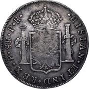 UK 5 Shillings Donald & CO Birmingham ND KM# 645c HISPAN ETIND REX 8R P R coin reverse