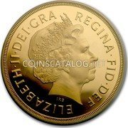 UK 2 Pounds 2011 British Royal Mint Proof KM# 1072.1 British Royal Mint Sovereign Coins ELIZABETH·II·DEI·GRA REGINA·FID·DEF IRB coin obverse
