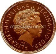 UK 5 Pounds 2012 Proof KM# 1209 British Royal Mint Sovereign Coins ELIZABETH·II·DEI·GRA REGINA·FID·DEF IRB coin obverse