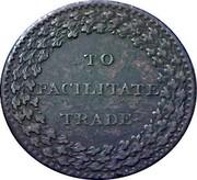 UK Penny Staffordshire - To Facilitate Trade 1811  TO FACILITATE TRADE coin reverse