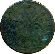 UK 1/2 Penny Gloriovs III Vis - Britons Rule 1788 Atkins# 272 BRITONS RULE 1788 coin reverse