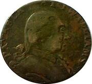 UK 1/2 Penny North Wales - I Williams 1792  PAYABLE AT I WILLIAMS ∙ coin obverse