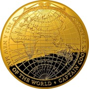 Australia 100 Dollars Map of the World Domed 2018 1812 A NEW MAP OF THE WORLD CAPTAIN COOK'S TRACKS 1 OZ .9999 AU ARCTIC ICE OCEAN ATLANTIC OCEAN ETHIOPIC OR SOUTHERN OCEAN SAHARA NIGRITIA AFRICA TRACK IN 1776/77 INDIAN SEA OR INDIAN OCEAN TRACK IN 1770/71 AUSTRALIA NEW HOLLAND NEW SOUTH WALES SOUTH PACIFIC OCEAN POLYNESIA NORTH PACIFIC OCEAN RUSSIAN EMPIRE EUROPE ASIA PERSIA ARABIA CHINESE EM CHINA INDIA ANTARCTIC ICE OCEAN coin reverse