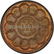 USA Cent 1787 KM# EA34c Fugio Cents UNITED STATES WE ARE ONE coin reverse