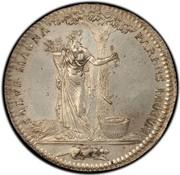 USA Half Dollar 1796 KM# Tn87.4 Castorland SALVE MAGNA PARENS FRUGUM coin reverse