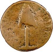 USA Hampshire New 1776 KM# 1 coin obverse
