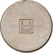 New Zealand 5 Cents 5 Cents Pattern ND (1966) Pattern  coin reverse