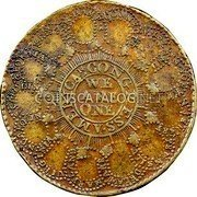 USA Dollar Continental Dollar 1776 KM# EA4 AMERICAN. CONGRESS • WE ARE ONE coin reverse
