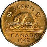 Canadian 5 Cents