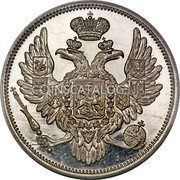 Russia 6 Roubles 1829 СПБ C# 178 EMPIRE STANDARD COINAGE coin obverse