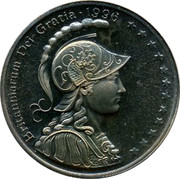 UK 25 Euro Lord Nelson (Gilt) 1996 BRITANNIARUM DEI GRATIA 1996 coin obverse