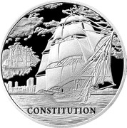 Belarus 20 Roubles The Constitution 2010 Proof KM# 235 CONSTITUTION coin reverse