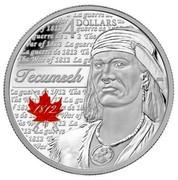Canada 4 Dollars War Of 1812 Teseh 2017 Proof Km 1325 La