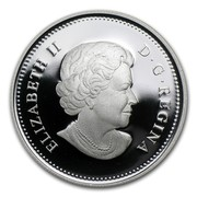 Canada 8 Dollars Maple of Wisdom 2009 Proof KM# 943 ELIZABETH II D ∙ G ∙ REGINA coin obverse