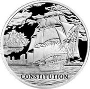 Belarus Rouble Constitution 2010 Proof KM# 234 CONSTITUTION coin reverse