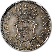 UK 1/2 Crown Oliver Cromwell (Pattern) 1656 PAX∙QVÆRITVR∙BELLO *YEAR* coin reverse