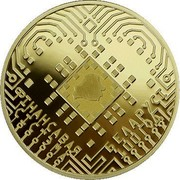 Belarus 20 Roubles The financial system of Belarus 100 years 2018 Proof ФІНАНСАВАЯ СІСТЭМА БЕЛАРУСІ 100 ГОД coin reverse