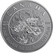 Canada 4 Dollars Queen Victoria 200th Anniversary Nd 2019 Reverse Proof 1819