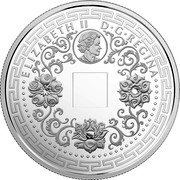 Canada 8 Dollars Good Luck Charms: Five Blessings 2018 Proof ELIZABETH II D • G • REGINA SB coin obverse