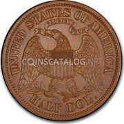 USA Half Dol. (Anthony Paquet)  coin reverse