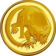 Australia 1 Cent Australian Miniature Money 2012 KM# 2032 1 coin reverse