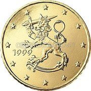 Finland 10 Euro Cent 1999 M Proof KM# 101 Euro Coinage coin obverse