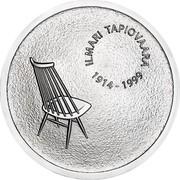 Finland 10 Euro Ilmari Tapiovaara 2014 Proof KM# 219 ILMARI TAPIOVAARA 1914 - 1999 coin reverse