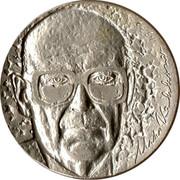 Finland 10 Markkaa 75th Anniversary of President Kekkonen 1975 S-H KM# 54 URHO KEKKONEN 1975 coin obverse