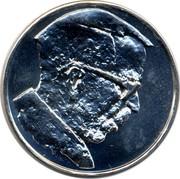 Finland 100 Markkaa Artturi Ilmari Virtanen 1995 S-M KM# 80  coin reverse