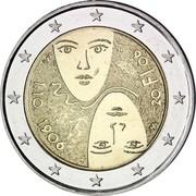 Finland 2 Euro Centennial of Universal Suffrage 2006 M M KM# 125 M 1.10.1906 M 20 FI 06 coin obverse