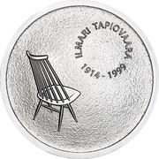 Finland 20 Euro Ilmari Tapiovaara 2014 Proof KM# 220 ILMARI TAPIOVAARA 1914 - 1999 coin reverse