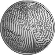 Finland 20 Euro Karl Fazer 2016 Proof KM# 231 KARI FAZER 1866 - 1932 coin obverse