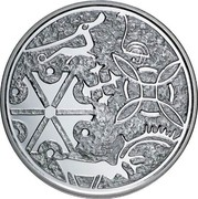 Finland 20 Euro Multiculturalism 2013 Proof KM# 204 coin reverse